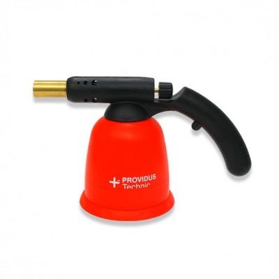 Паяльная лампа с пьезоподжигом и регулятором уровня пламени Providus PG400